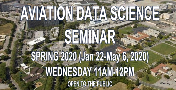 Upcoming Event: Aviation Data Science Seminar and Video